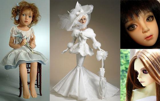 Авторские куклы своим руками 940
